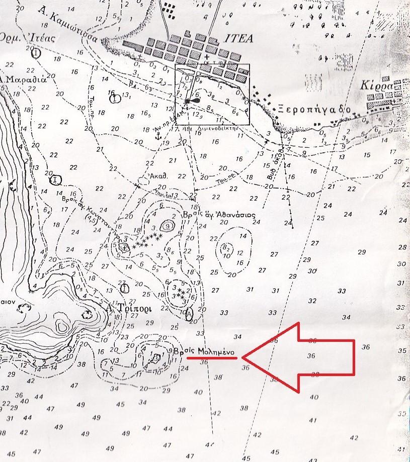 """Εισήγηση από τον Δήμο για επαναχρησιμοποίηση της Νήσου Μολημένουγια τους """"Κορωνοϊομένους"""" !"""