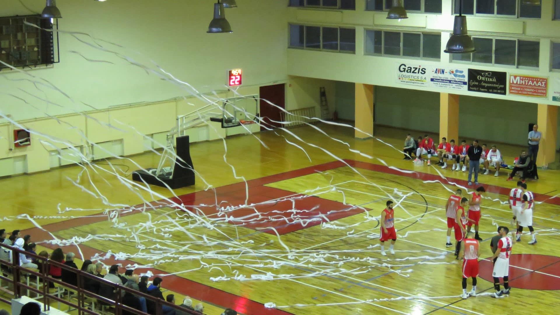 Μάκαρος Άμφισσας-Γ.Σ. Ιτέας 43-46 (ΦΩΤΟ- ΒΙΝΤΕΟ)  – Πρώτη νίκη του ΓΣ στην Άμφισσα από το 2008!